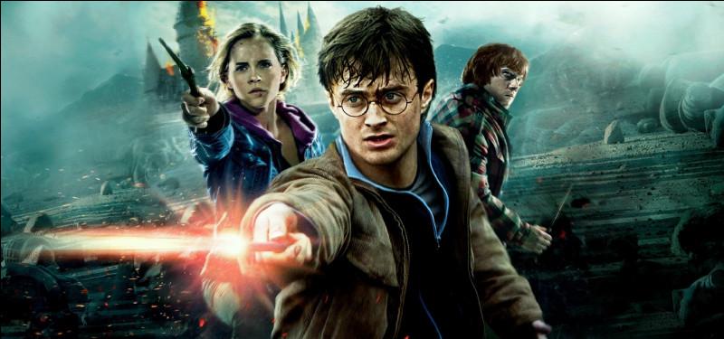 De quelle couleur les yeux de Harry Potter sont-ils ?