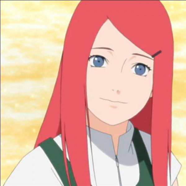 Comment Kushina Uzumaki est-elle morte ?
