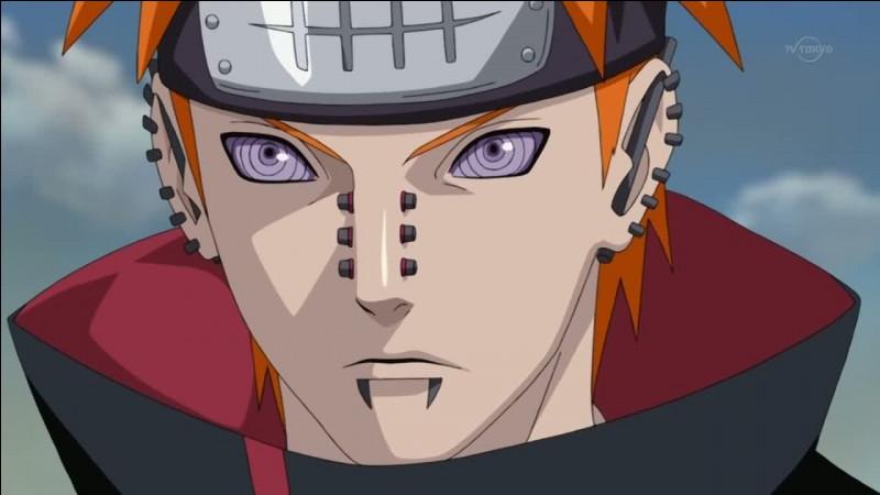 Qui est le chef de l'Akatsuki ?