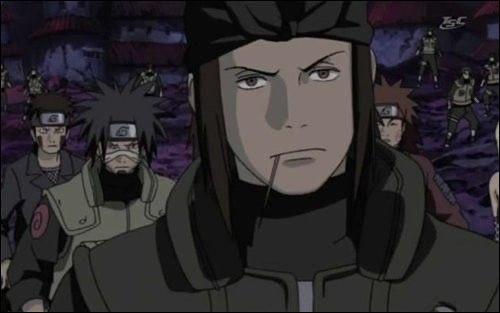 Comment s'appelle ce Shinobi ?