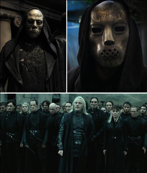 J'ai ramené Voldemort à la vie. Je suis...