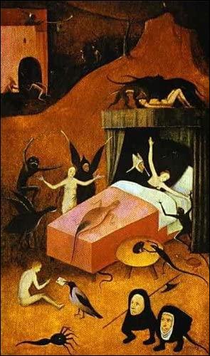 Quel est l'auteur de ce tableau flamand ? (Fragment)