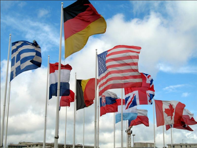 Quelles sont les 3 couleurs du drapeau belge ?