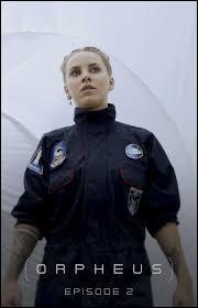 """Dans son court métrage """"Orpheus"""", Emy est accompagnée d'une intelligence artificielle. Quel est son prénom ?"""