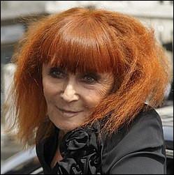 """Qui est cette Sonia, designer et grande couturière française, surnommée """"la reine du tricot"""" inventrice de la """"démode"""", promotrice du noir et des rayures, morte en 2016 ?"""