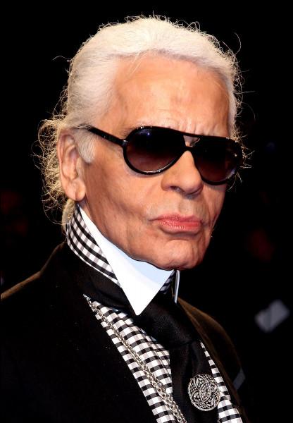 Qui est ce Karl, grand couturier et styliste allemand, également photographe, réalisateur et éditeur, mort en 2019 ?