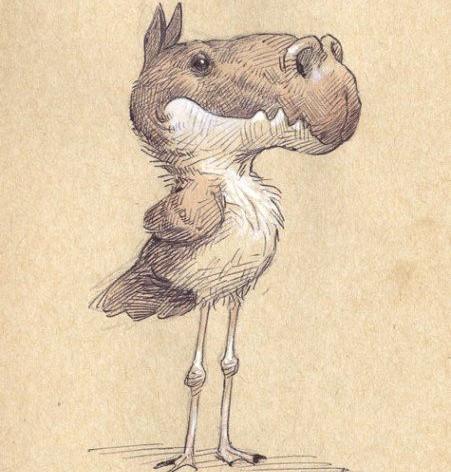 Des gentils animaux avec des drôles de nez