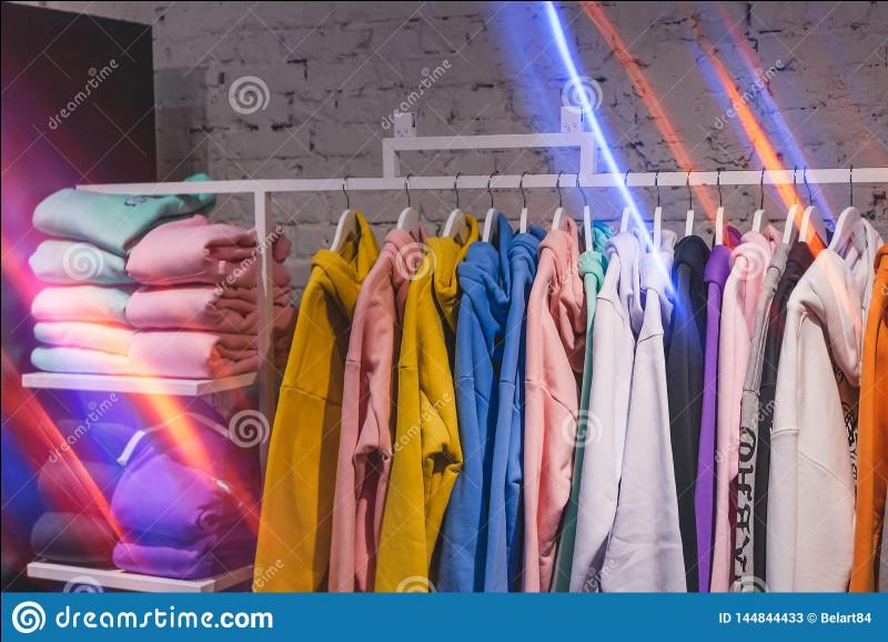 Quel est ton style de vêtements ?