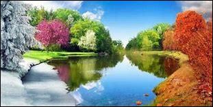 L'automne austral se situe dans l'année entre le 4 février et le 6 mai.