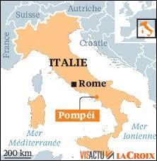 Dans quelle région italienne se situe cette ville antique ?