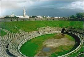 Pompéi possédait-elle un amphithéâtre ?