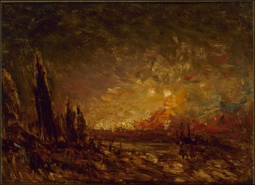 """Qui a peint """"L'Incendie"""" ?"""