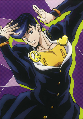 JoJo's Bizarre Adventure : Diamond is Unbreakable