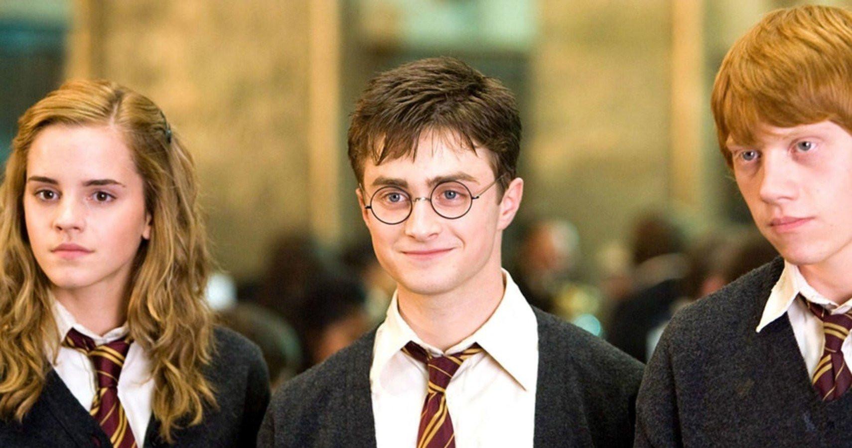 Qui es-tu ? (maisons Harry Potter)