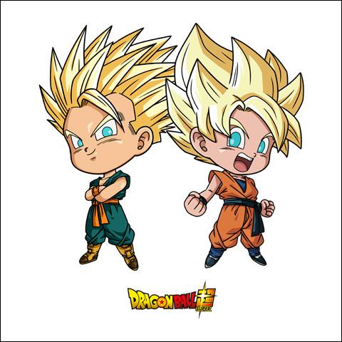 Dans le manga DBS 8 qu'ont affronté Goten et Trunks ?