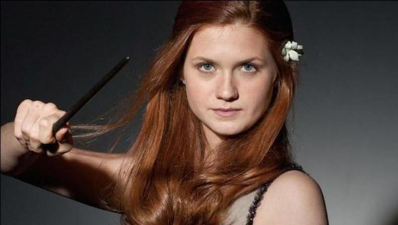 Dans quelle équipe a joué Ginny ? (adulte)