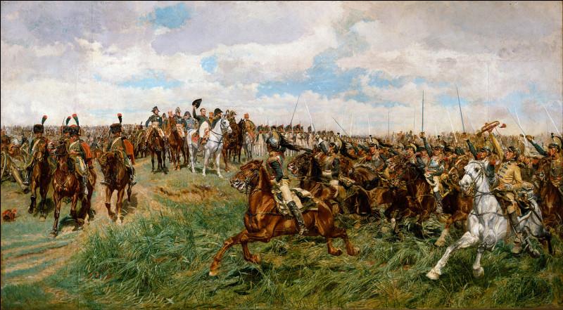 Quelle victoire remporte Napoléon 1er le 14 juin 1807 ?