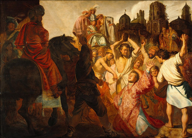 Qui fut le premier martyr chrétien ?