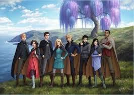 Les personnages de ''Gardiens des cités perdues''