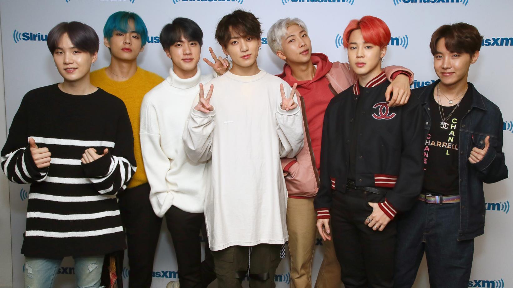 Quel membre de BTS serait ton mari parfait ?