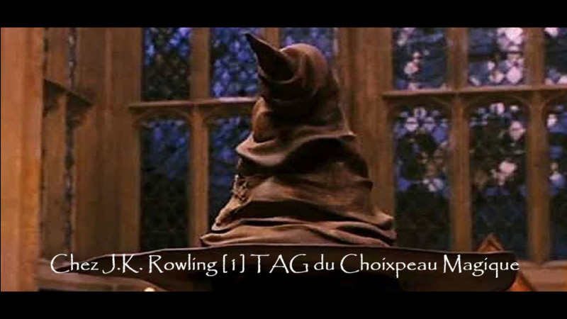 Dans quelle maison est réparti le premier élève appelé par le professeur McGonagall pour la répartition ?