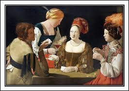 Tri comme tricheur : qui est le tricheur immortalisé, en peinture, par Georges de la Tour ?