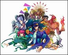 À part Jotaro, deux personnages reviennent dans des parties suivantes. Quels personnages et quelles parties ?