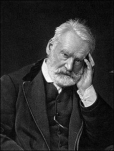 Et voilà Victor Hugo.