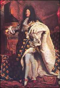 Moi, je suis Louis XIV.