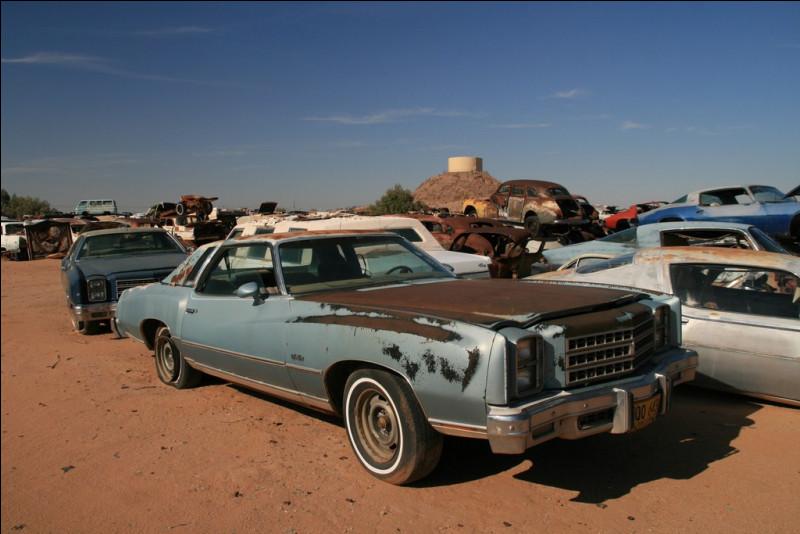 Quel modèle d'automobile américaine est Christine dans le film de 1984 du même nom ?