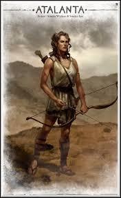Quand Artémis a passé quelque jours chez Chiron, une fille était dans la troupe de celui-ci. Comment s'appelle-t-elle ?