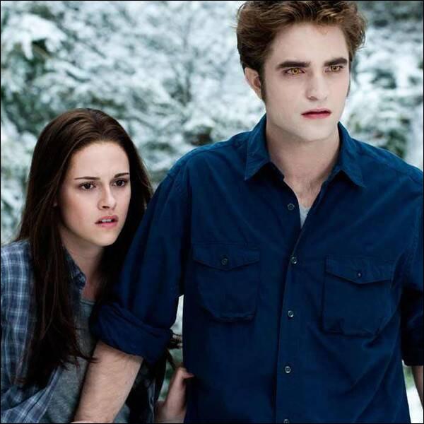Qui joue Edward Cullen ?