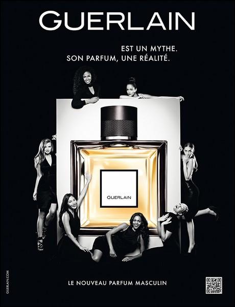 Parfum masculin et viril, composé d'agrumes se mariant au romarin et à la fleur d'oranger sur une note de fond boisée, il porte le nom d'une chimère... (ces messieurs ne m'en voudront pas) :