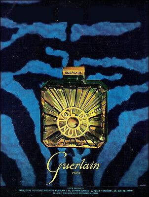 En 1933, Jacques Guerlain dédia cette œuvre à l'épouse de son ami Antoine à qui il rendit hommage en choisissant le nom de son parfum :