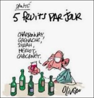 Comment appelle-t-on le testeur de vin ?