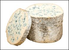 Quel est ce fromage d'Auvergne au lait de vache à pâte persillée ?