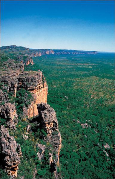 Parc national australien, je suis inscrit au Patrimoine mondial de L'Unesco je suis...
