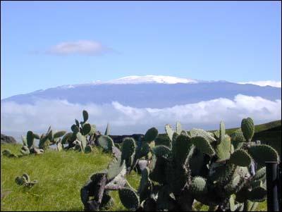 Que signifie Mauna Kea en hawaiien ?