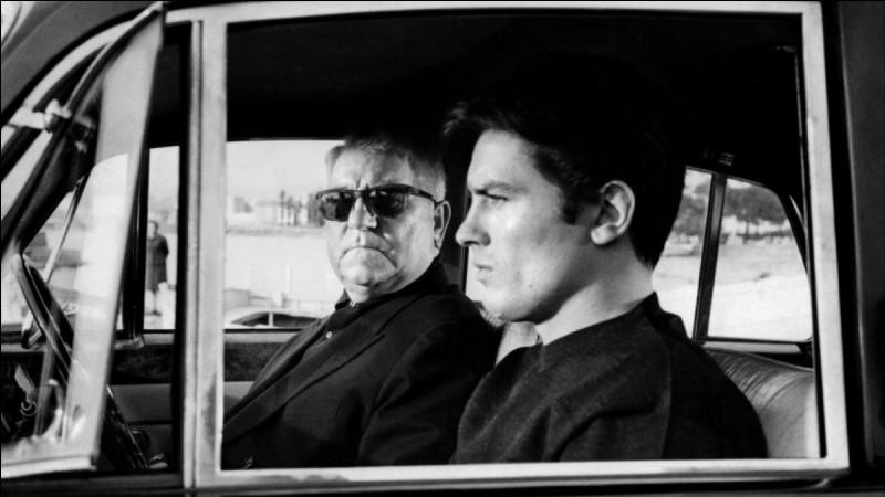Quel est ce film, réalisé en 1963 par Henri Verneuil, mettant en scène Jean Gabin et Alain Delon dans les rôles principaux, qui raconte l'histoire d'un vieux malfrat récemment sorti de prison (Gabin) qui s'associe avec un jeune truand (Delon) ?