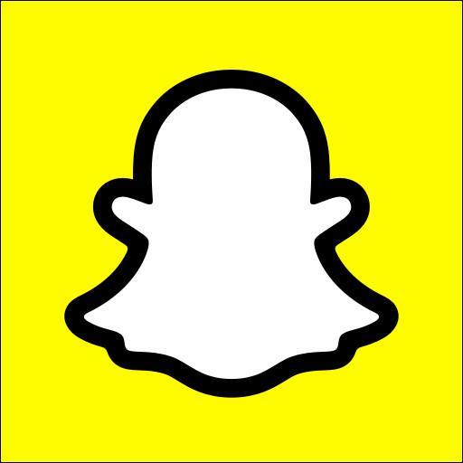 Qui avons-nous directement en arrivant dans Snapchat ?