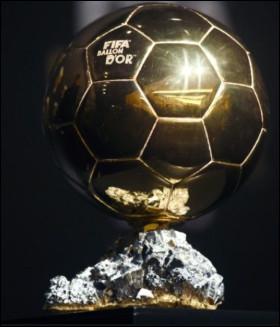 """Parmi ces joueurs français, lequel n'a jamais remporté de """"Ballon d'or"""" ?"""