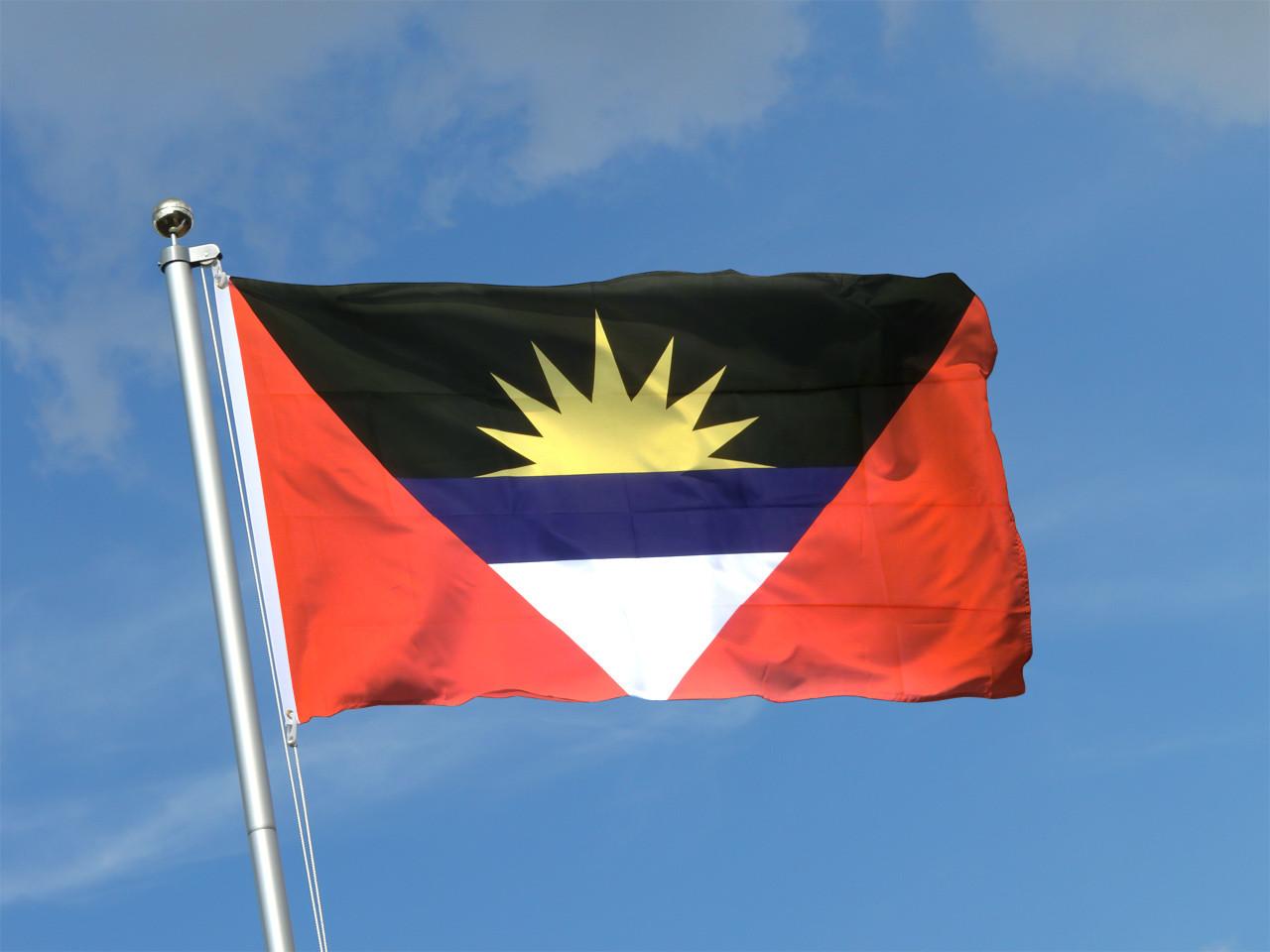 Géographie - Antigua-et-Barbuda