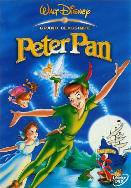 Comment s'appelle la bande de Peter Pan ?