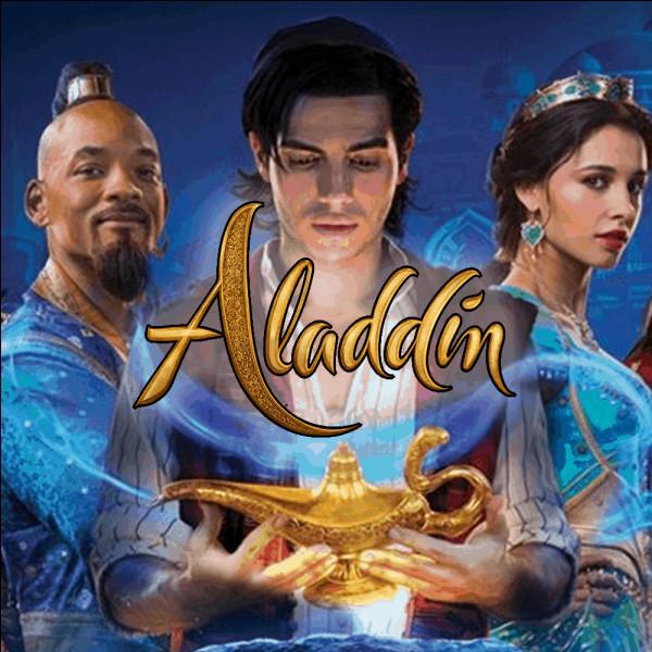 """Combien de vœux peut exaucer le génie dans """"Aladdin"""" ?"""