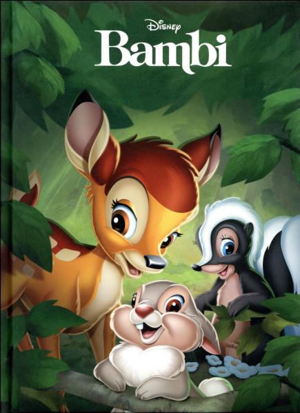 Quel sorte d'animal est Bambi ?