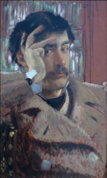 James Tissot, Français particulièrement apprécié dans la haute société londonnienne dans la deuxième moitié du XIXe siècle, était ...