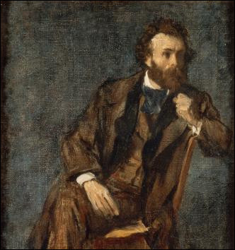 Gustave Moreau, particulièrement célèbre et honoré entre 1860 et 1880, était ...