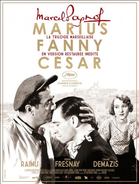 """Fan comme """"Fanny"""" : Dans la trilogie de Pagnol, quel est le nom de jeune fille de Fanny ?"""