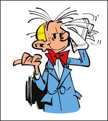 """Fan comme """"Fantasio"""" : apparu pour la première fois dans """"Le Journal de Spirou"""", quel métier exerce Fantasio ?"""