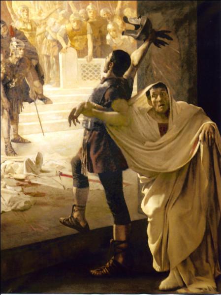 Proclamé par la garde prétorienne après avoir massacré le précédent empereur Caligula. Qui est-il ?